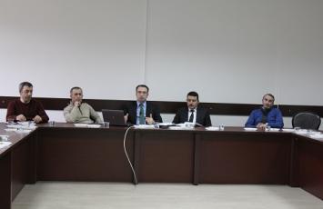 Genel Sekreterimiz Sakarya Üniversitesi'nde